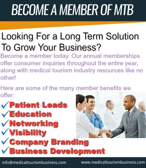 Membership ad for MTB