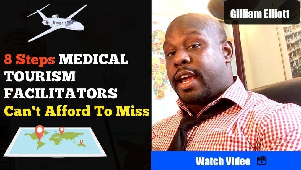 8 steps medical tourism facilitators