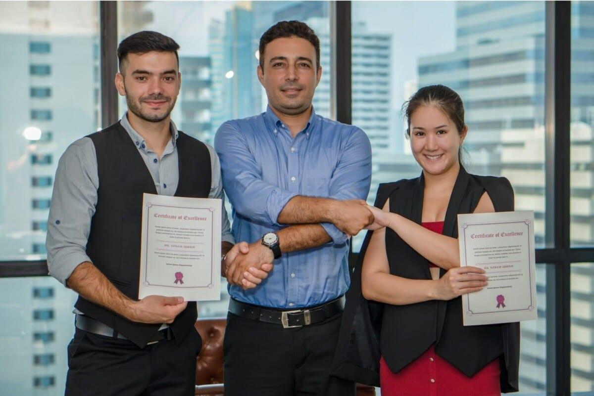 Medical Tourism Business Congratulate New Certified Memebers